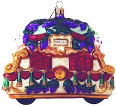 77 best mardi gras ornaments images on colours glass