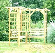 free trellis plans garden arbor plans garden arbor designs on garden arbors and