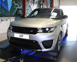 range rover svr range rover svr tuning upgrade package ii vip design