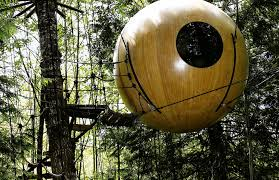 Top 10 Most Amazing Tree Houses  BarcelonaHome