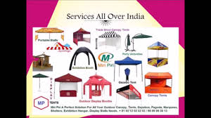 Market Stall Canopy by Manufacturer Promotional Canopies Tents Punjab Ludhiana