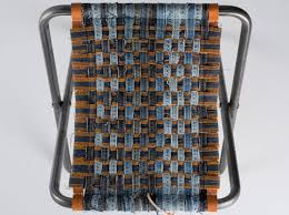 Denim Rag Rugs Nudie Jeans Upcycles Old Denim Into Camper Seats Rag Rugs Ecouterre