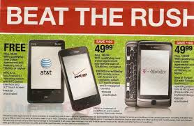 target black friday ads online target black friday ad leaks with savings on trio of android