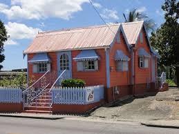 Caribbean House Plans Caribbean House Plans And Deigns Barbados Chattel House Island