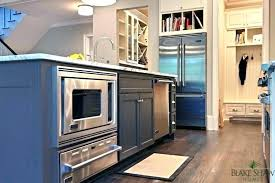 kitchen islands with drawers microwave drawer in island microwave in island microwave drawer in