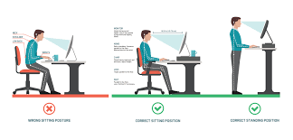 Standing Desk Posture by Regular Exercise Won U0027t Save You From The Dangers Of Sitting Hituni