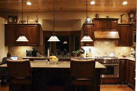 stainless kitchen cabinets kitchen round black plastic mica covered light shade pendant l