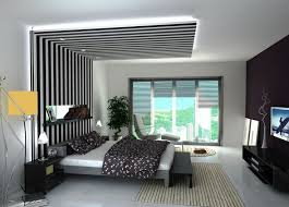 Decorating Painting Gypsum Board False Ceiling Designs For Modern - Bedroom ceiling paint ideas