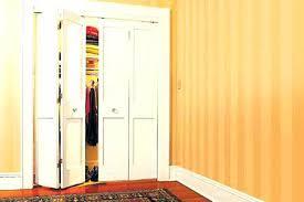 Repair Closet Door Folding Closet Doors Bifold Repair Kit Door Hardware Installation