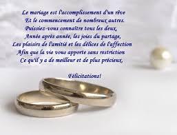 voeux de bonheur pour un mariage meilleuretendance félicitations de mariage carte et texte gratuit