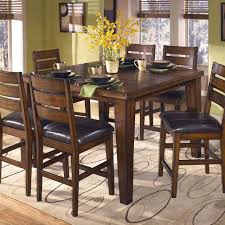 Dining Room Exciting Ashley Furniture Dining Table Kitchen Tables - Ashley furniture dining room table