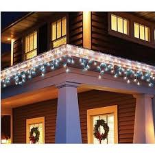 300 blue outdoor house decoration snowflake