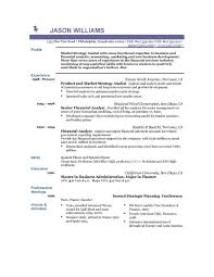 Resume Templates Spanish Resume Examples Example Of Resume By Easyjob The Best Free