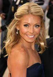 how to get kelly ripa wavy hair getting a tattoo in this spot that says nicolas but in turquoise