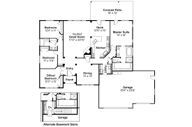 Ranch House Floor Plan Ranch House Plans Clearfield 30 318 Associated Designs