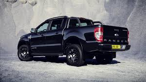 Excepcional Un Ford Ranger Black Edition attendu à Francfort @IZ02