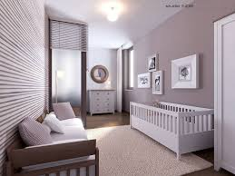 Nursery Room Wall Decor Baby Room Attractive Striped Color Style For Nursery Room