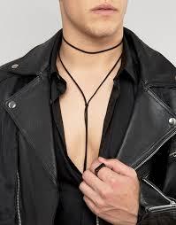 choker necklace man images Chokers for men asos chokers pinterest chokers mens jpg