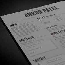 Best Font For Resume Garamond by How To Craft A Badass Resume That U0027ll Get You An Interview