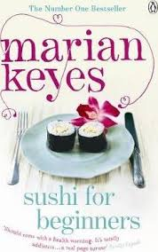 sushi for beginners book sushi for beginners marian keyes 9780241959350