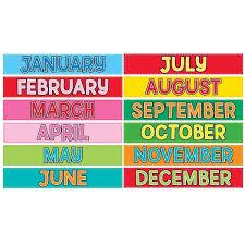monthly calendar cards calendars hygloss