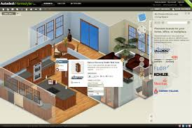 Autodesk Launches Easy to Use Free 2D and 3D line Home Design Software