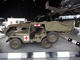 jeep military file willys nekaf ambulance jeep in the national military museum