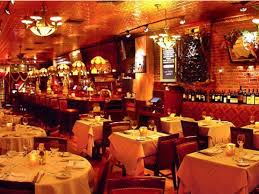the classic steakhouses of new york city