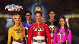 power rangers megaforce power san diego comic