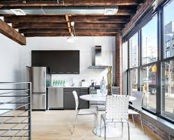 new york loft kitchen design lofts in new york combining chelsea lofts by new york architects