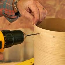 Wood Veneer Pendant Light Veneer Pendant Lights