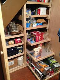 Under Stairs Pantry by Amy U0027s Appetizing Adventures This Site Is About The Recipes I