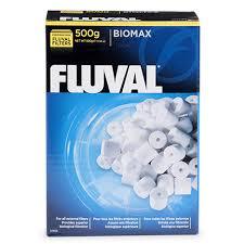 aquarium filters filter media fluval biomax biological filter media