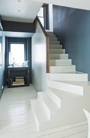 staircase wall color ideas staircase craftsman with stair landing