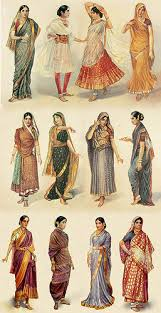How To Drape A Gujarati Style Saree How To Wear A Saree