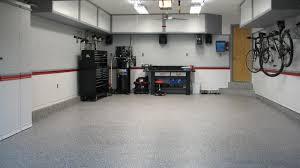 pvc beadboard along the garage wall and customized doors pvc