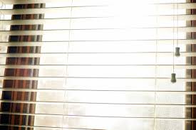 free picture window open blinds interior daylight design