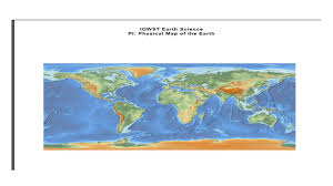 Map Of The Oceans 1 14 16 And 1 15 16 1 Warm Up 2 The Exploration Of The Ocean Floor