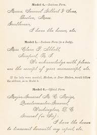 how to write letters a 19th century guide to the lost art of