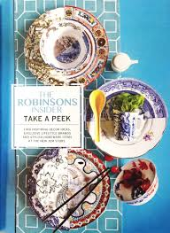 Home And Decor Magazine Combining Style And Content The Robinsons Insider Campaign