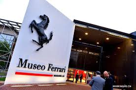 museum maranello museum in maranello n italy cctv cntv