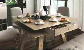 cuisine carré table de cuisine blanche table de cuisine carre blanche et chne
