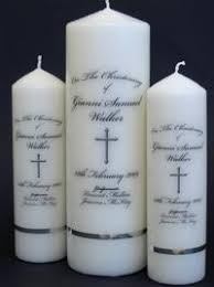 christening candles personalised baptism christening candles candles online