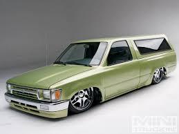 1993 toyota pickup custom toyota trucks mini truckin u0027 magazine