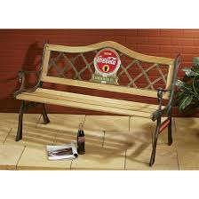 Castlecreek Patio Furniture by Coca Cola Bench 82579 Patio Furniture At Sportsman U0027s Guide