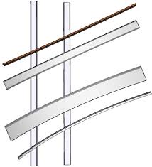 Wall Wainscoting Recessed Flexible Curved Wall Panel Wainscoting Kit For Stairs 8 U0027