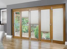 Patio Door Design Ideas Innovative Blinds For Patio Doors Bi Fold Glass Patio Doors Doors