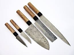 best kitchen knives set damascus kitchen knife set home design ideas and pictures
