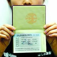 Lettre De Demande De Visa En Anglais visa pour la chine infos pratiques voyage en chine