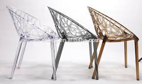 Polycarbonate Chairs Wholesale Modern Design Replica Outdoor Furniture Stackable